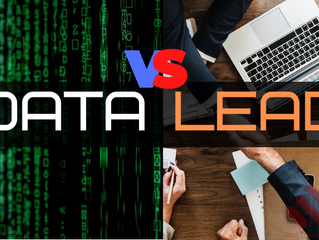 Lead Generation Vs List Data