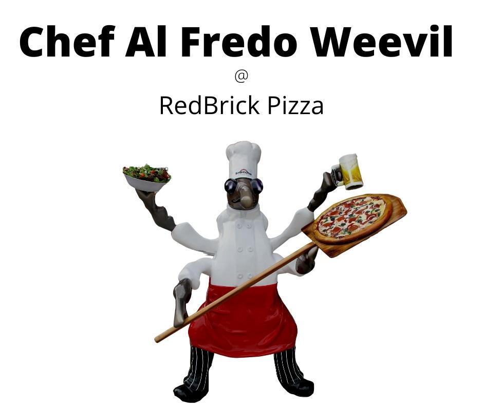 Chef Al Fredo Weevil