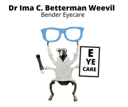 Dr Ima C Betterman Weevil