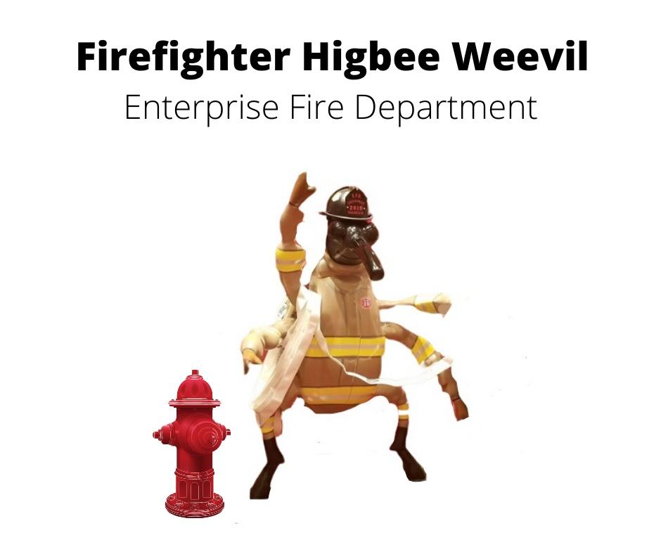 fire fighter higbee