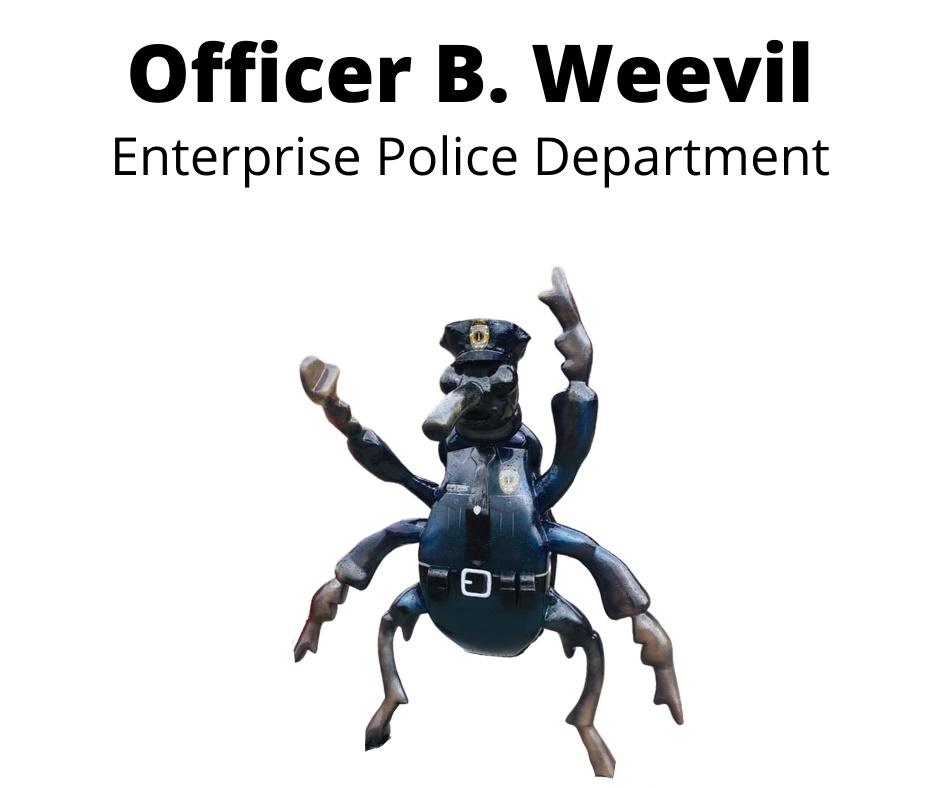 Officer B. Weevil