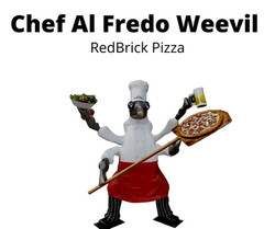 Chef Al Fredo Weevil