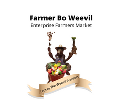 Farmer Bo Out to The Weevil Weesort