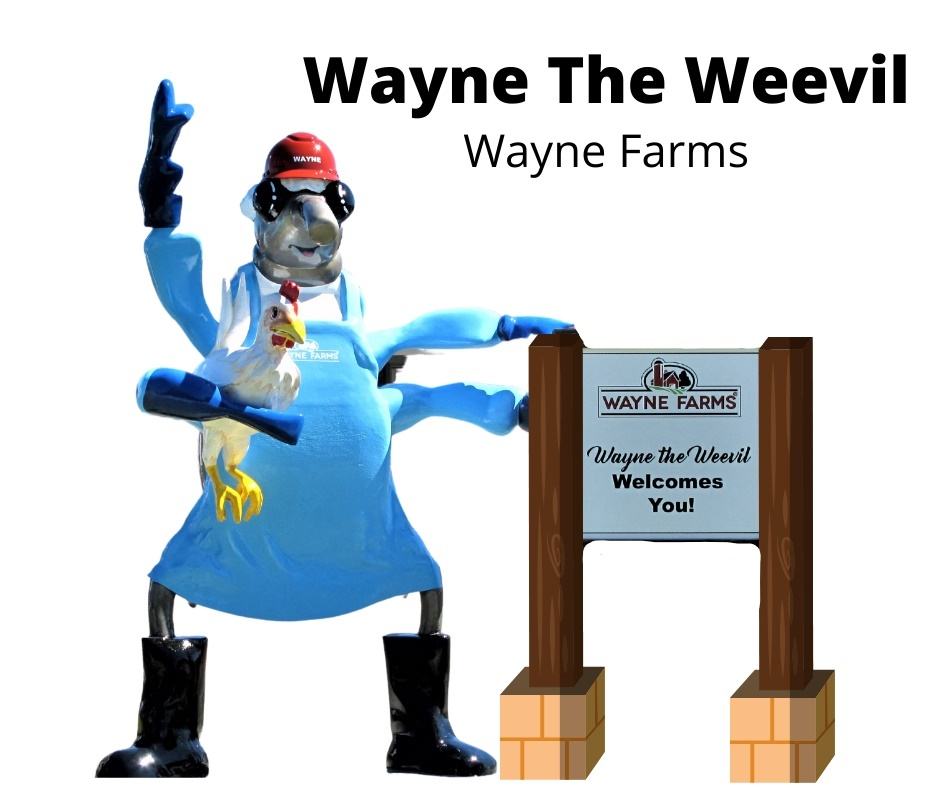 Wayne The Weevil