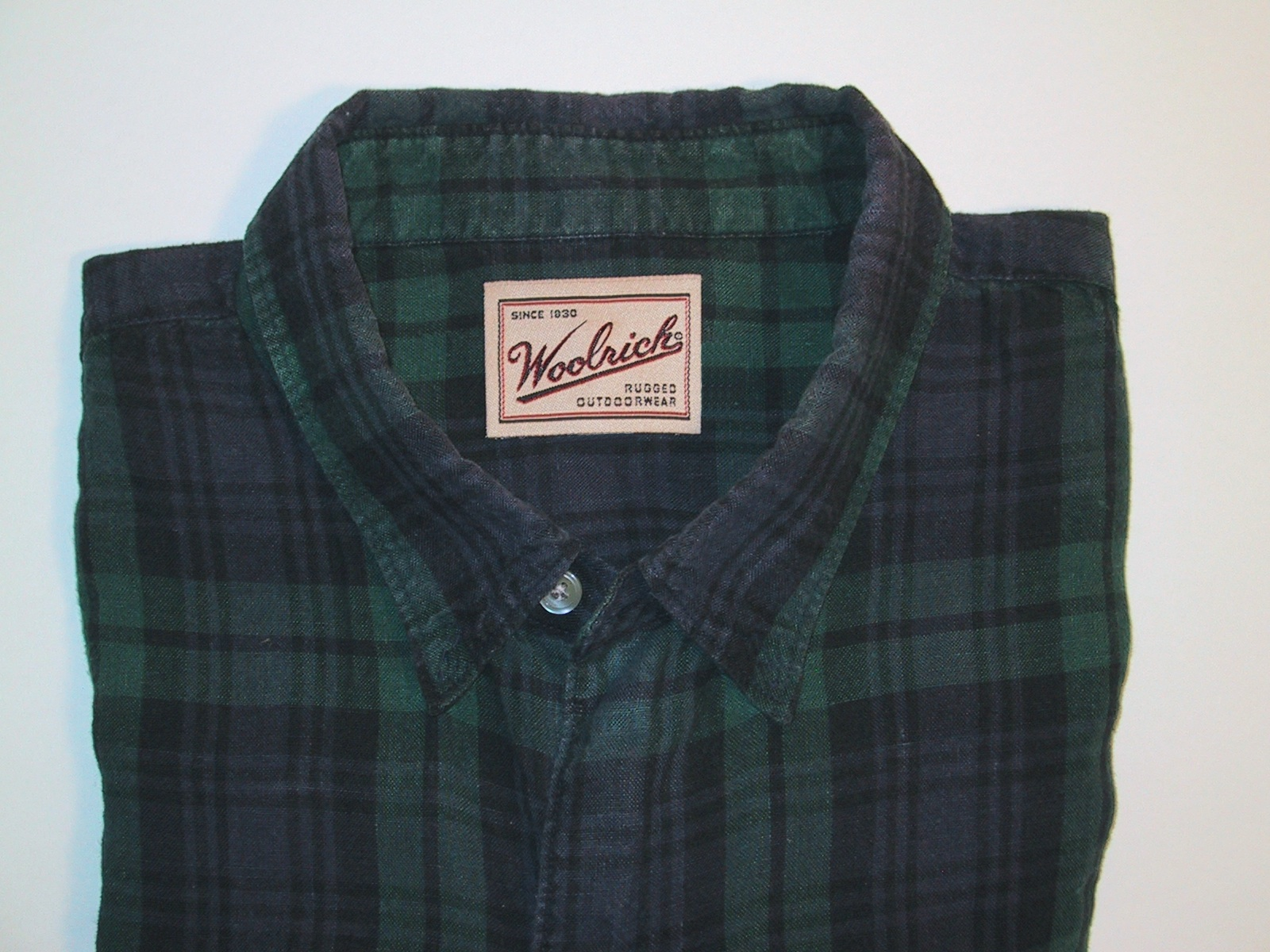 Woolrich Label