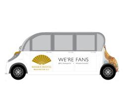 We're Fans GEM Vehicle