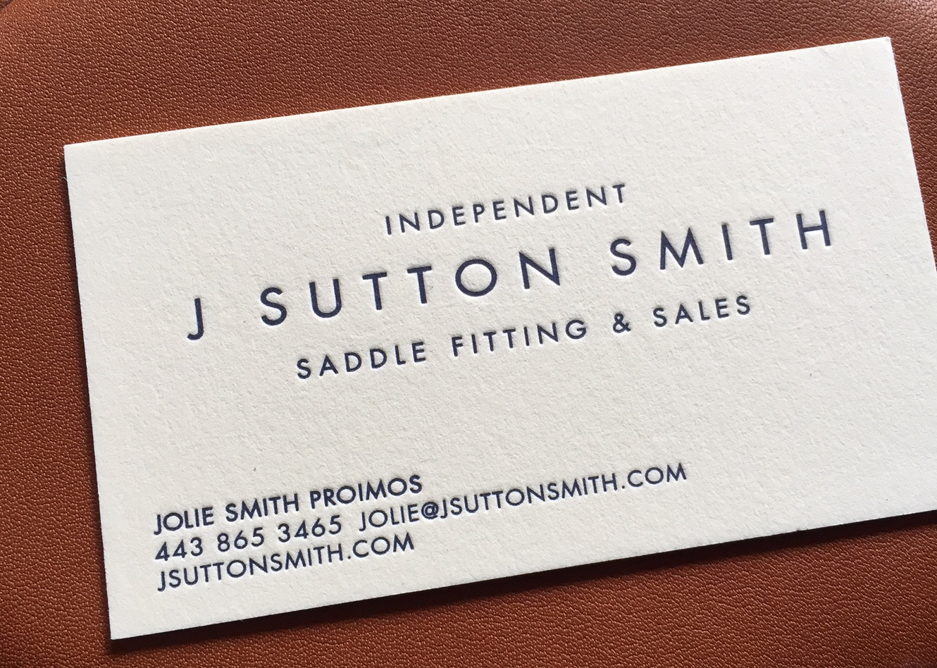 J Sutton Smith Identity