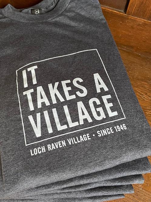 """""""It Takes a Village"""" T-Shirt"""
