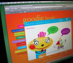 Goodie! A website
