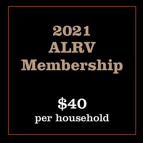 2021 ALRV Membership
