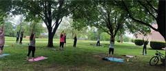 LRV Yoga at LRC