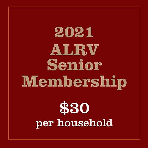 2021 ALRV Senior Membership