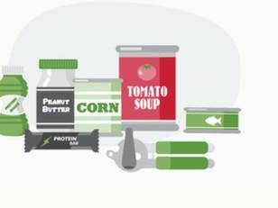 Food Storage on a Budget