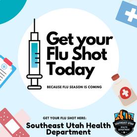 Flu Shots!