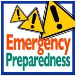 """Emergency Preparedness Basics: """"luck favors the prepared"""""""