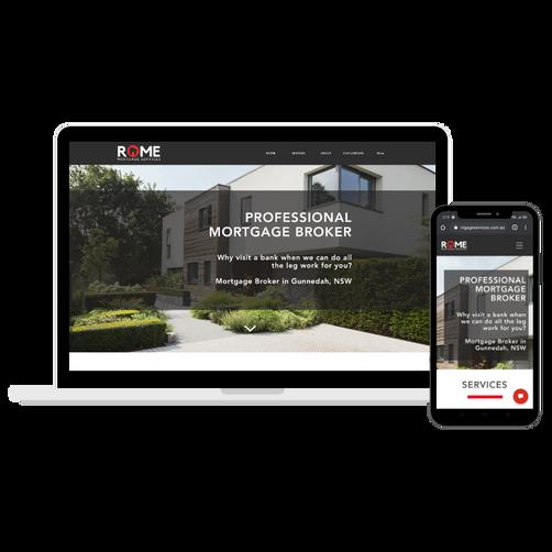 Rome Mortgage Services