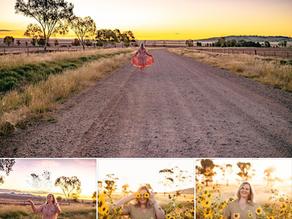 Raw Confetti Business Brand Photoshoot