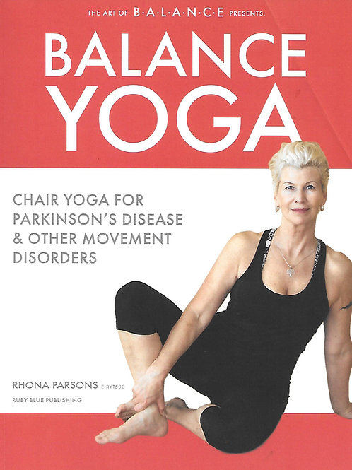 Balance Yoga With The Chair Online Course