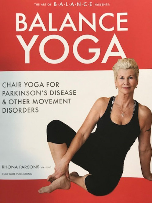 Balance Yoga With The Chair