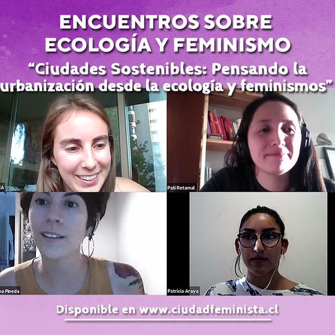 Encuentros sobre Ecología y Feminismo con ONG Fima.