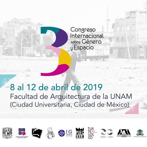 Comienza el Tercer Congreso Internacional sobre Género y Espacio