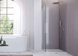paroi de douche porte de douche pliante porte de douche battante coulissante