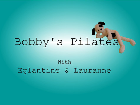Bobby's Pilates for Kids is Here!