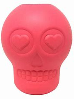 MKB Sugar Scull Chew Toy & Treat Dispenser