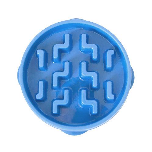 Slo Bowl - Fun Feeder Blue