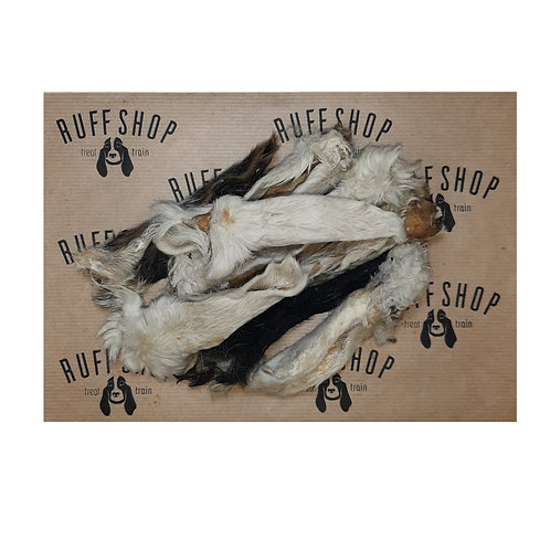 Lamb Ears with fur 100g
