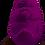 Thumbnail: Busy Buddy Squirrel Dude - Purple