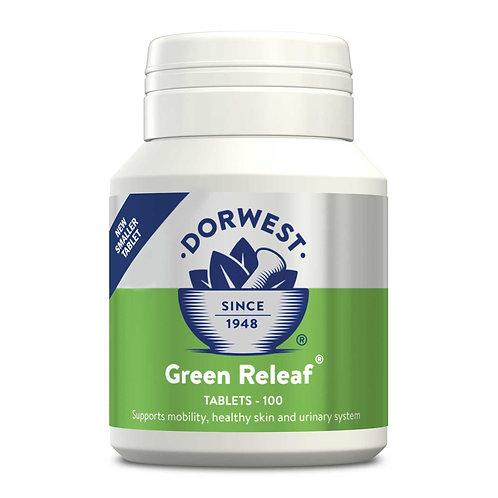 Green Releaf - 100 Tablets