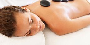 Hot stones massage Huddersfield