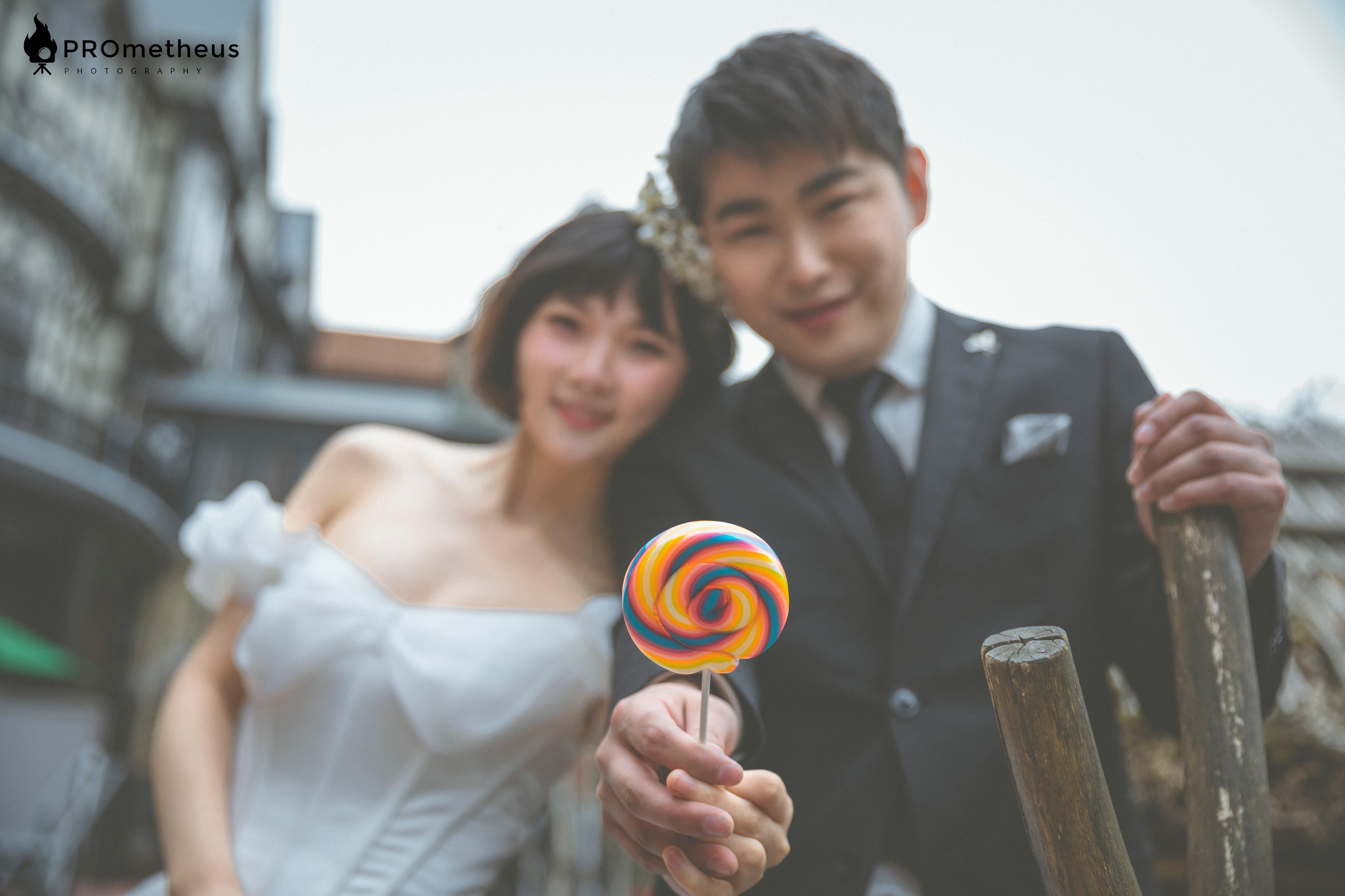 Pre-Wedding Outdoor Photography