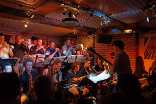 Bigband, Sunside - Paris