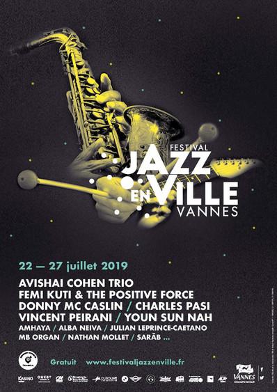 Jazz en ville.