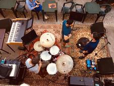 MB Organ Quartet - Soundcheck, Jazz à Vannes