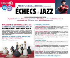Echecs & Jazz w/ Magic Malik & Friends