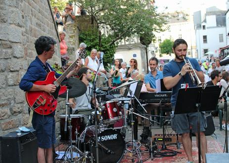 MB Organ 4tet, Jazz à Vannes