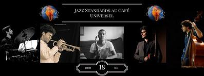 Matthieu Barjolin Trio