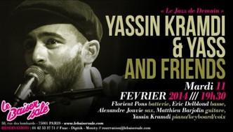 Yassin Kramdy & Friends
