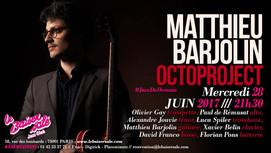 Matthieu Barjolin Octoproject