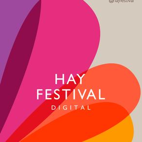 Hay festival goes digital