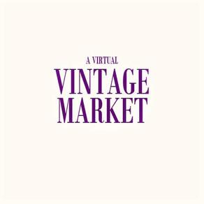 A Virtual Vintage Market