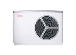 dh solar use Steibel Air Source Heat Pumps in homes that have a slightly higher heat demand.
