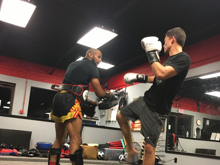 For Heart Health: Learn Kickboxing