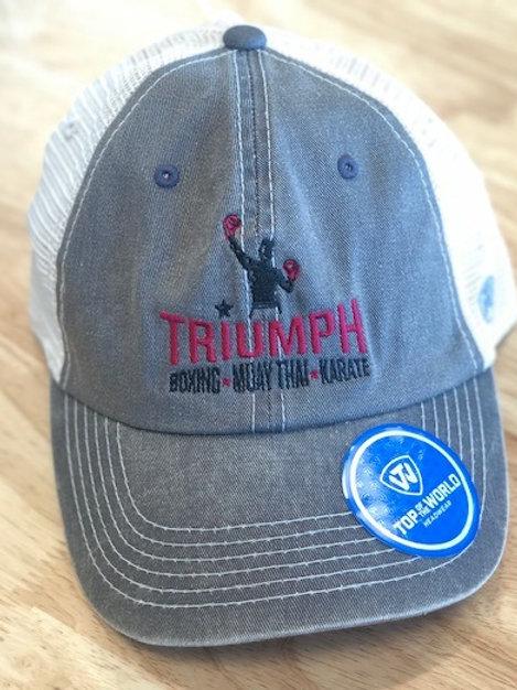 Triumph Red Logo Hat