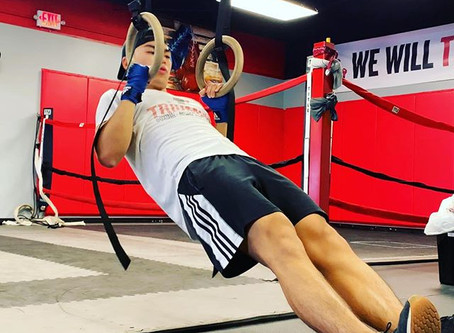 6 Olympic Rings Exercises For Beginners