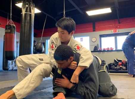 3 Reasons why you should learn: Brazilian Jiu Jitsu