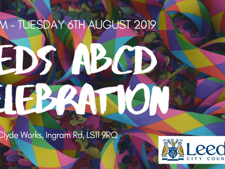 Leeds Celebrates ABCD across the city!